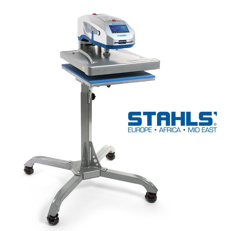 STAHLS® Hotronix® Air Fusion IQ™ Transferpresse mit Standfuß (40cm x 50cm)